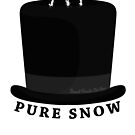Charles's Hat - Pure Snow by MountBrodie
