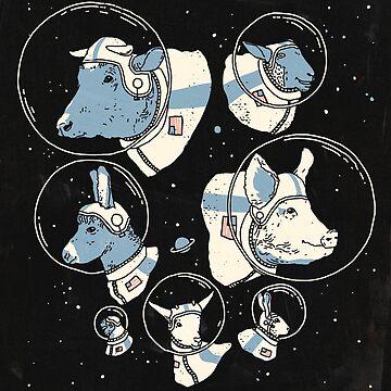 Farm Animal Shirt by RonanLynam