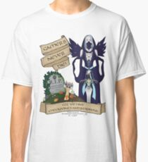 Gamers Never Die Classic T-Shirt