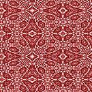 Autumn Crimson Red by Marie Sharp