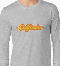 Vintage Style California Graphic T-Shirt