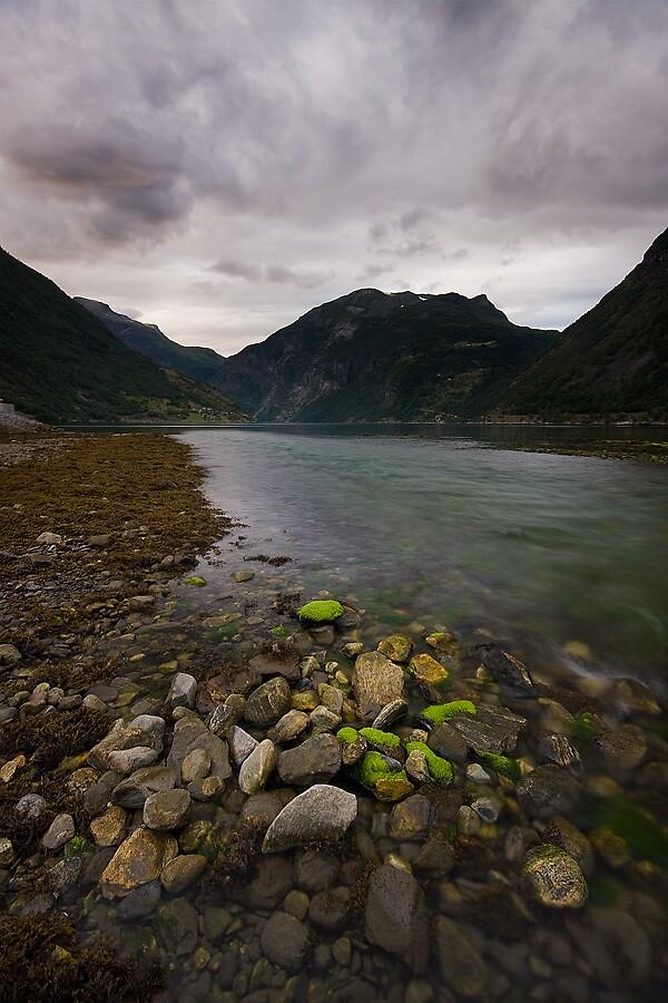 Geirangerfjorden 2 by CalleHoglund