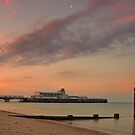 Bournemouth Pier Sunrise by Mark Pelleymounter