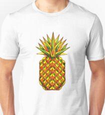 Geometric Pineapple T-Shirt