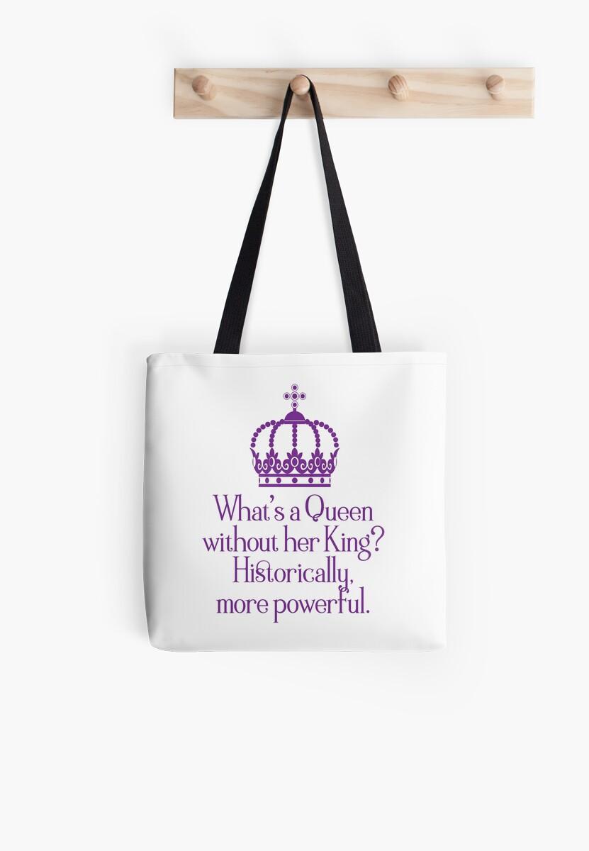 Qu Est Ce Qu Une Reine Sans Son Roi Historiquement Plus Puissant
