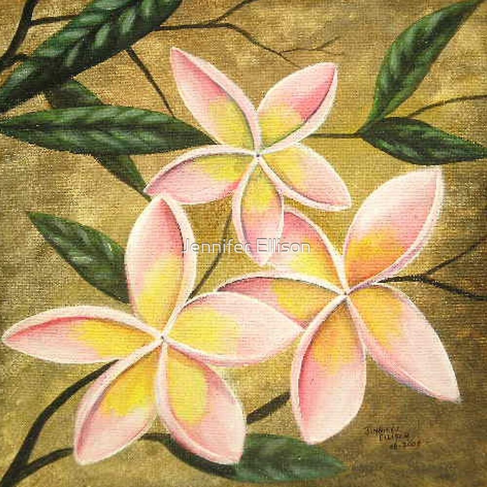 Frangipani by Jennifer Ellison