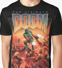 The Ultimate DOOM - Signature Edition Graphic T-Shirt