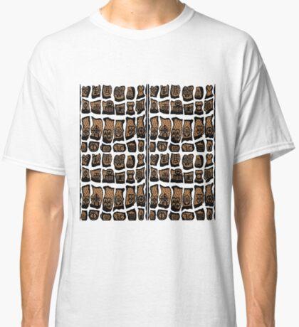 Blanc et noire Classic T-Shirt