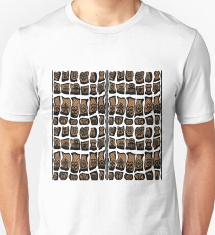 Blanc et noire T-Shirt
