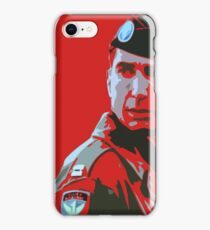 Band of brothers - captain Sobel iPhone Case/Skin