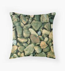piedras Throw Pillow