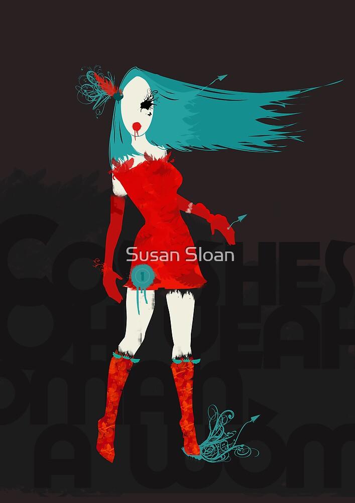 She's a Lady by Susan Sloan