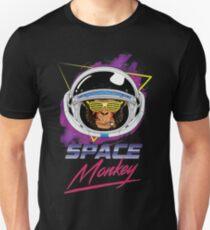 80s Space Monkey Comics style T-Shirt