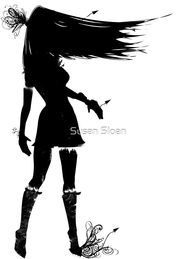 She's a Lady II by Susan Sloan