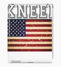 Kneel American Flag Equality & Dignity iPad Case/Skin
