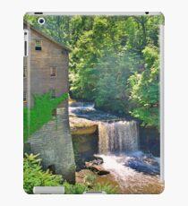 Lanterman's Mill And Falls iPad Case/Skin