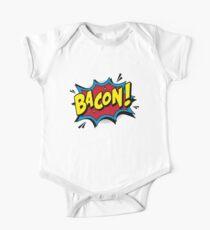 Ka-Bacon! One Piece - Short Sleeve