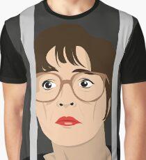 Coronation Street Deirdre Barlow Anne Kirkbride Print Graphic T-Shirt