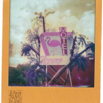 motel flamingo by 4L0D142