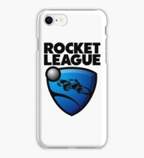 Rocket league  -Black design iPhone Case/Skin