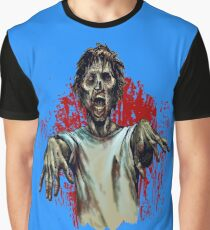 Practice The Zombie Walk Graphic T-Shirt