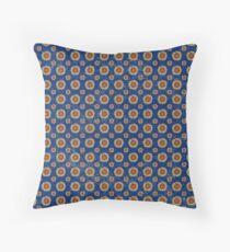 Swirly Sunflower Floor Pillow