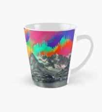Taza cónica Skyfall, fusión de la aurora boreal