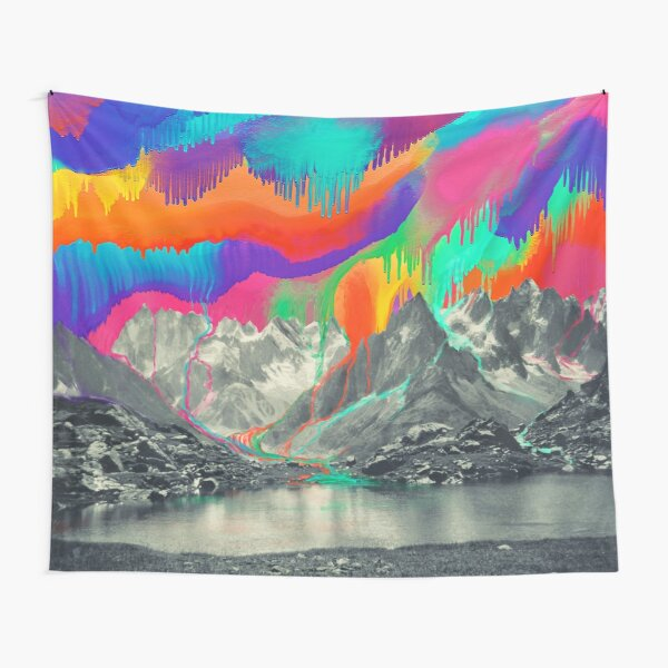 Skyfall, Melting Northern Lights Tapestry