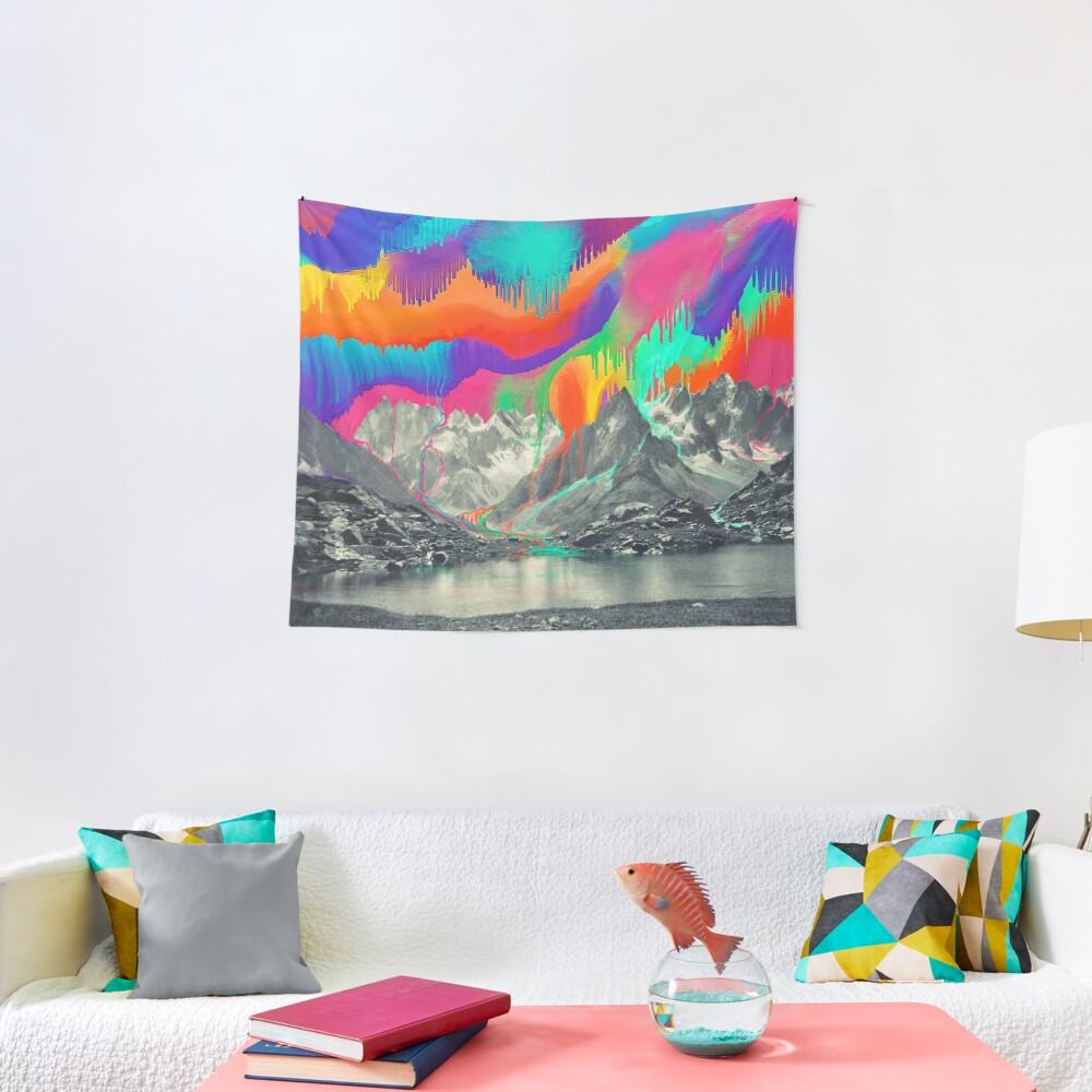 Skyfall, Melting Northern Lights Tapestry