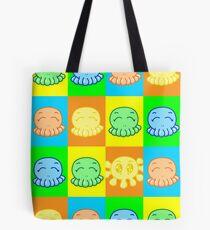 Tako Chan Pop Art V2: Oddity Tote Bag