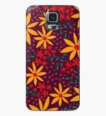 Flowers Case/Skin for Samsung Galaxy