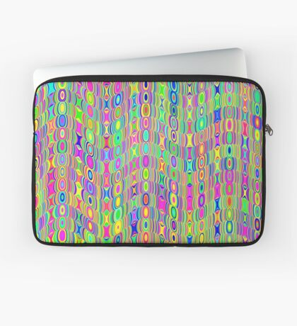 Abstract Meadow Laptop Sleeve