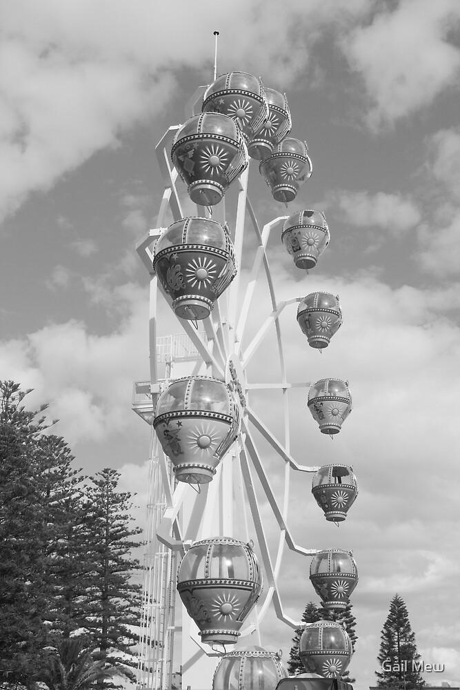 """The Ferris Wheel"" by Gail Mew"