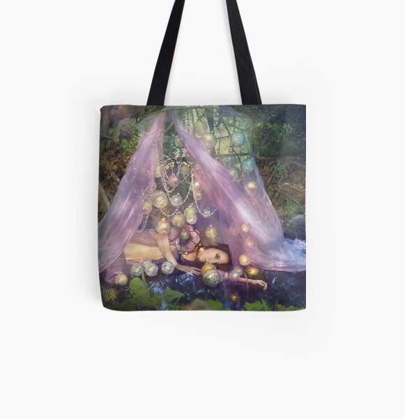 The Oracle All Over Print Tote Bag
