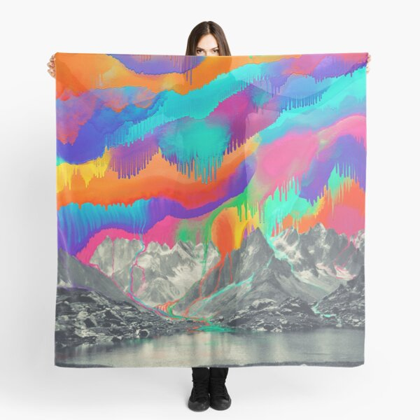 Skyfall, Melting Northern Lights Scarf