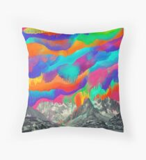 Skyfall, Melting Northern Lights Floor Pillow