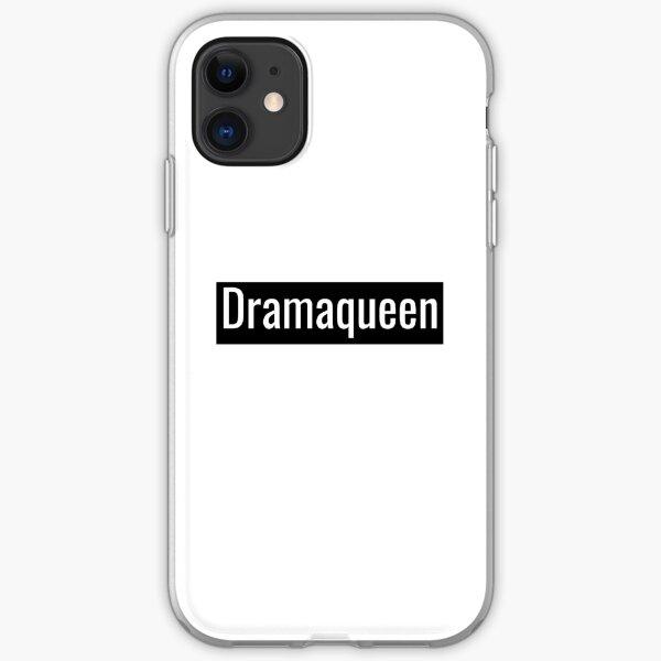 Dramaqueen iPhone Soft Case