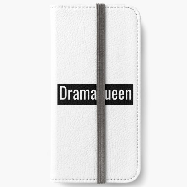 Dramaqueen iPhone Wallet