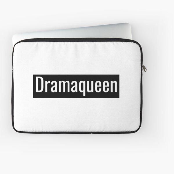 Dramaqueen Laptop Sleeve