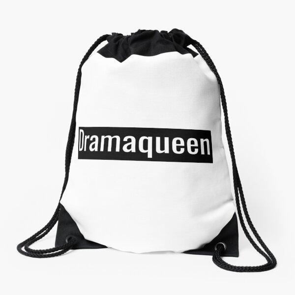 Dramaqueen Drawstring Bag