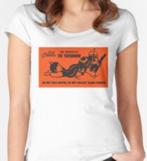 Last Chance for Han Women's Fitted Scoop T-Shirt