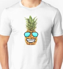Too Cool for School Pineapple  T-Shirt