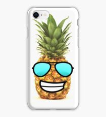 Too Cool for School Pineapple  iPhone Case/Skin