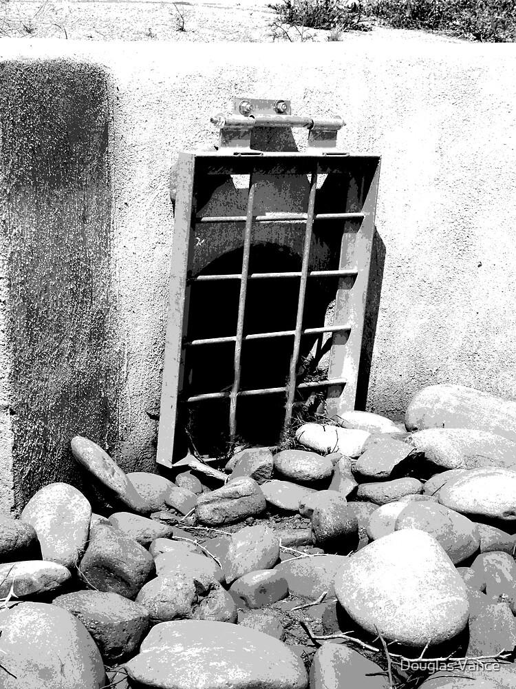 Prison Rocks by Douglas Vance