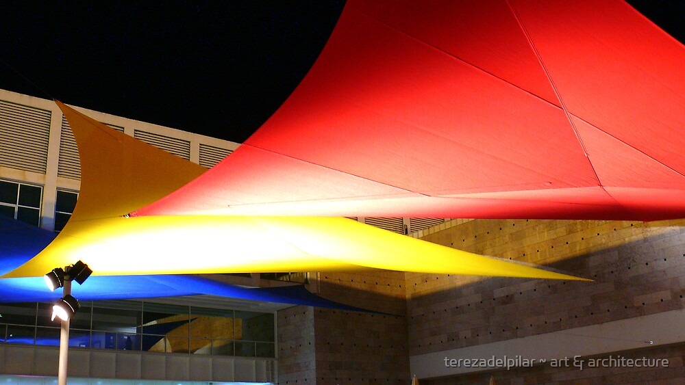 Light on colour by terezadelpilar ~ art & architecture