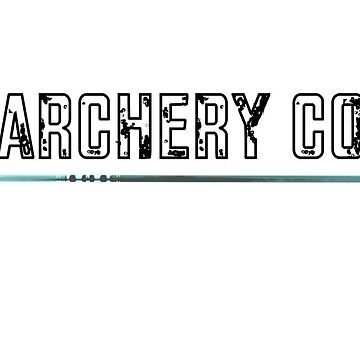 Archery Coach (Arrow)  by Corazonne