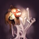 Dreaming of Halloween by ROUBLE RUST