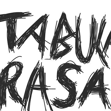 Tabula Rasa by MellowZenji