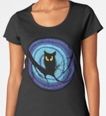 time for child stories: the EVIL OWL Women's Premium T-Shirt