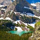 Glacier Backcountry by Gary Lengyel